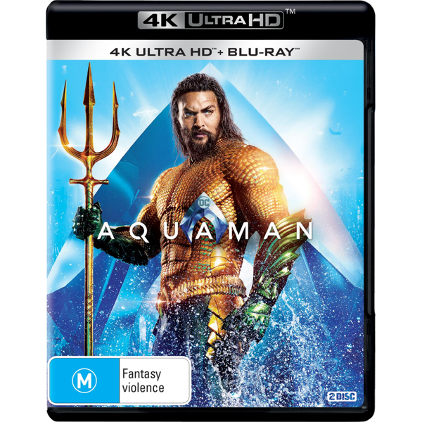 Picture of Aquaman - 4K Ultra