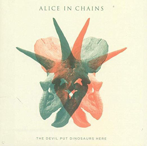 Picture of Alice In Chains 2013 - The Devil Put Dinosaurs Here CD