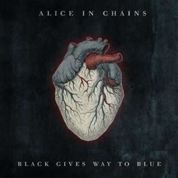 Picture of Alice In Chains 2009 - Black Gives Way To Blue CD