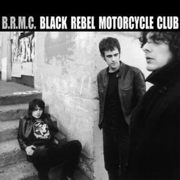Picture of Black Rebel Motorcycle Club 2001 - B.R.M.C. CD