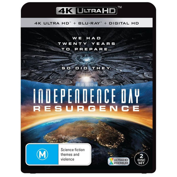 Picture of Independence Day 2: Resurgence - 4K Ultra