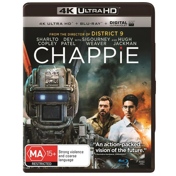 Picture of Chappie - 4K Ultra
