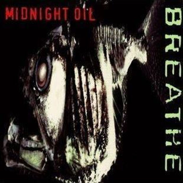 Picture of Midnight Oil 1996 - Breathe CD