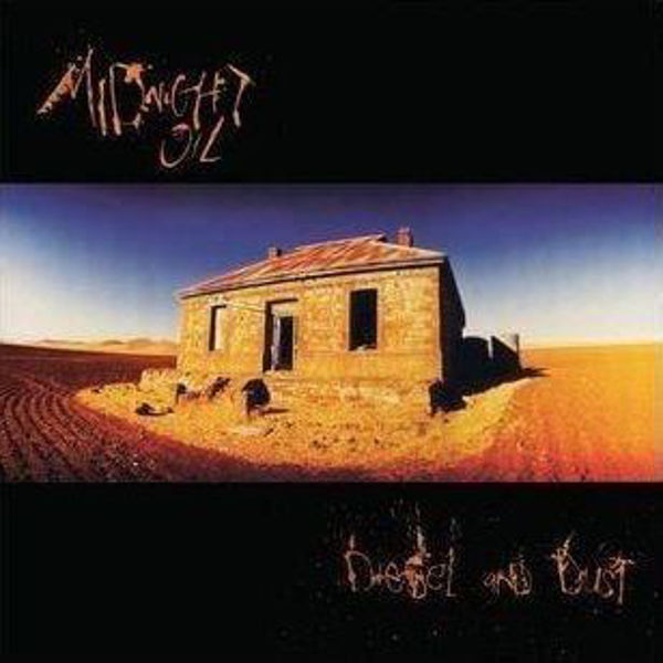 Picture of Midnight Oil 1987 - Diesel And Dust CD