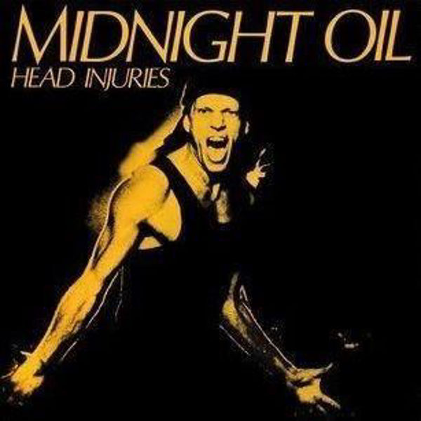 Picture of Midnight Oil 1979 - Head Injuries CD