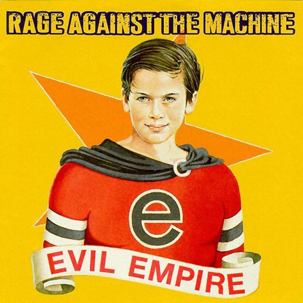 Picture of Rage Against The Machine 1996 - Evil Empire - CD