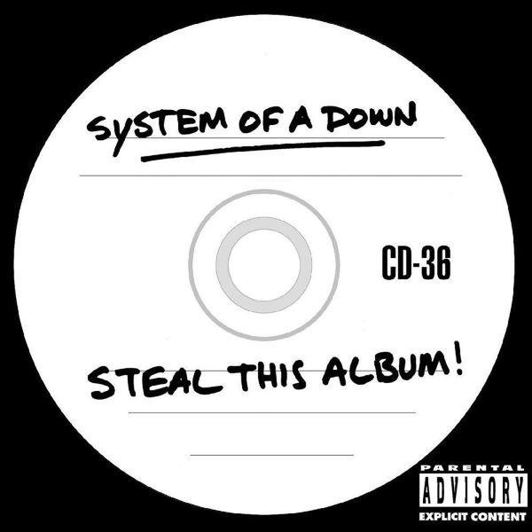 Picture of System Of A Down 2002 - Steal This Album! - CD