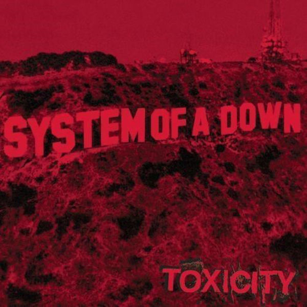 Picture of System Of A Down 2001 - Toxicity - CD