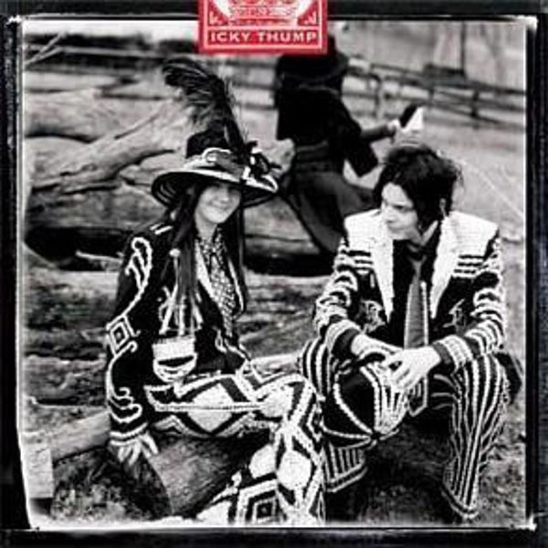 Picture of The White Stripes  2007 - Icky Thump - CD