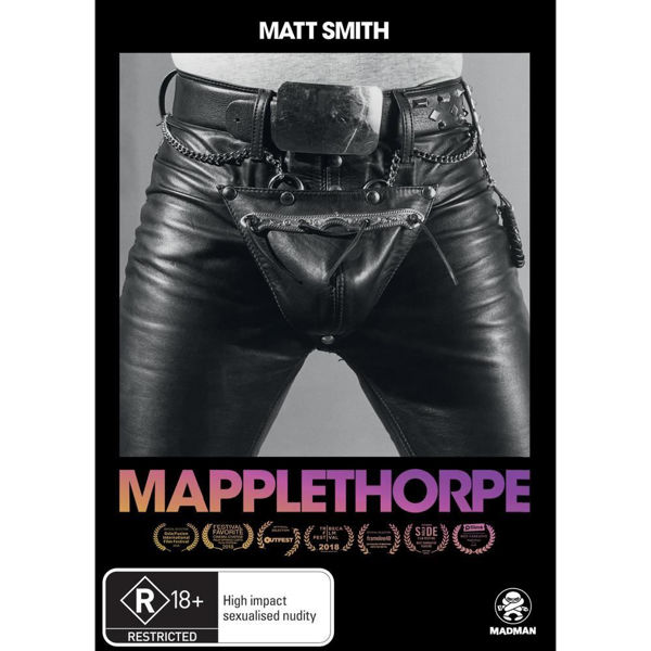 Picture of Mapplethorpe - DVD