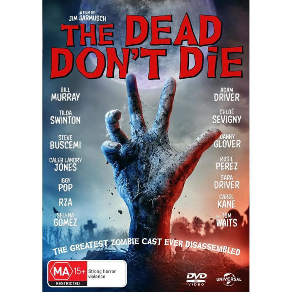 Picture of The Dead Don't Die  - DVD
