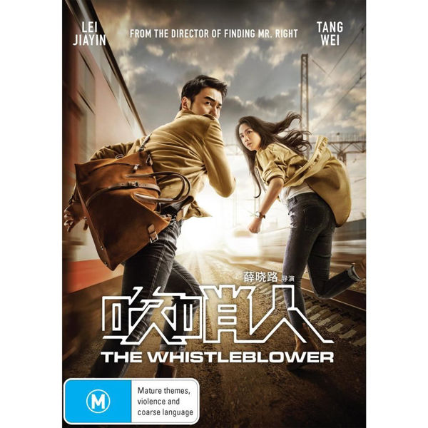 Picture of The Whistleblower  - DVD