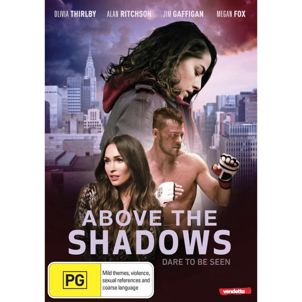 Picture of Above the Shadows  - DVD