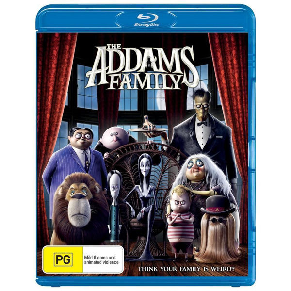 Picture of The Addams Family  - BluRay