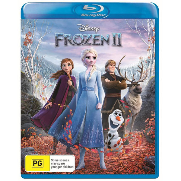 Picture of Frozen 2  - BluRay