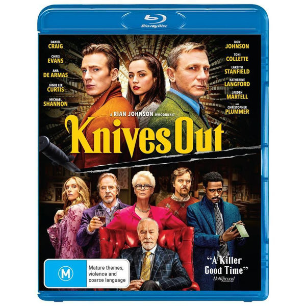Picture of Knives Out  - BluRay