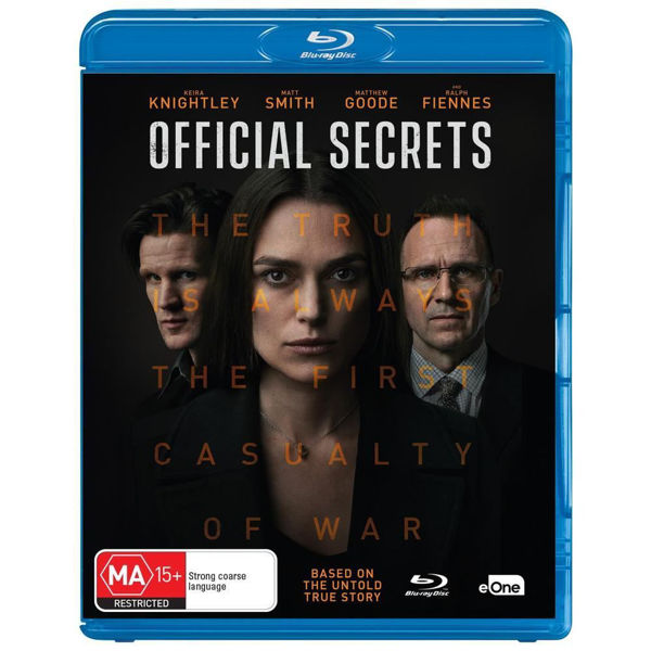Picture of Official Secrets  - BluRay