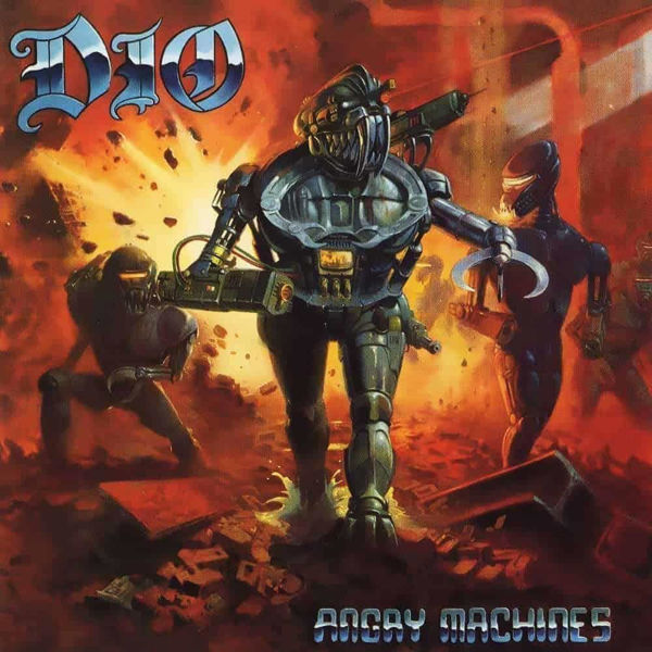 Picture of DIO 1996 - Angry Machines CD