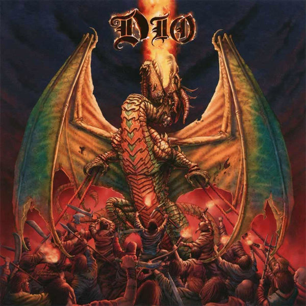 Picture of DIO 2002 -  Killing The Dragon CD