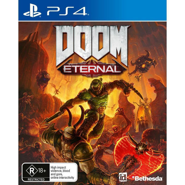 Picture of DOOM Eternal - PS4