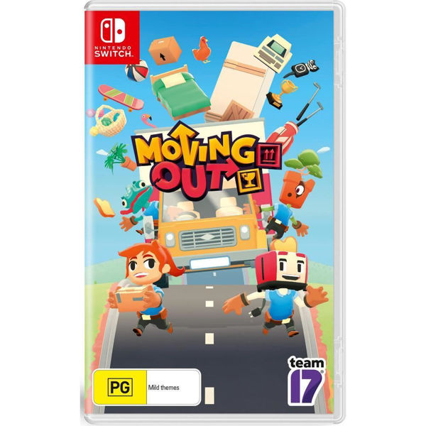 Picture of Moving Out  - Nintendo Switch