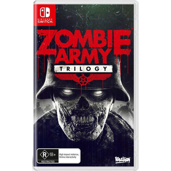 Picture of Zombie Army Trilogy  - Nintendo Switch
