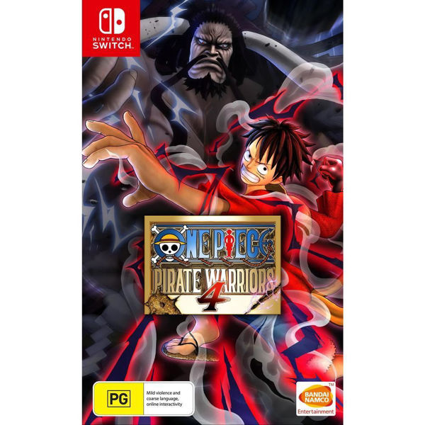 Picture of ONE PIECE: PIRATE WARRIORS 4  - Nintendo Switch