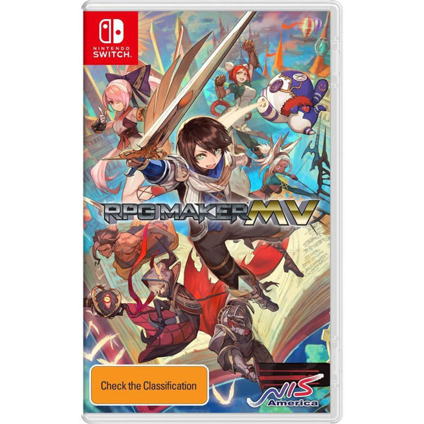 Picture of RPG Maker MV  - Nintendo Switch