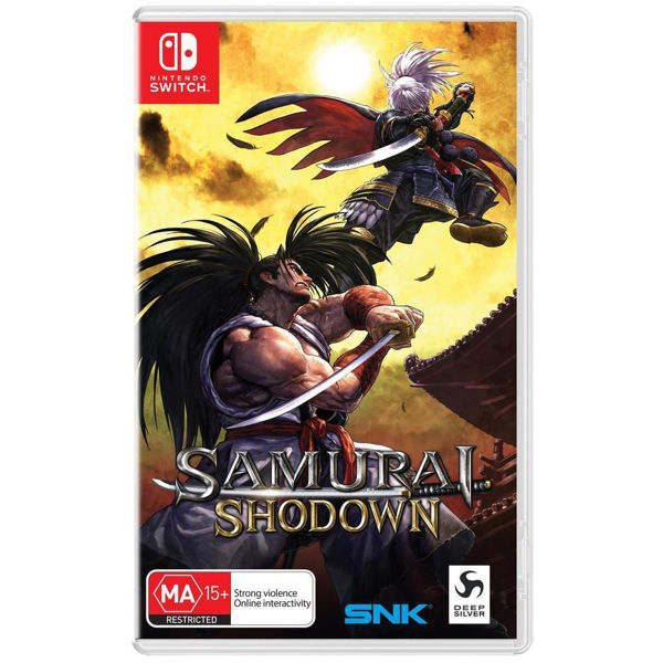 Picture of Samurai Shodown  - Nintendo Switch