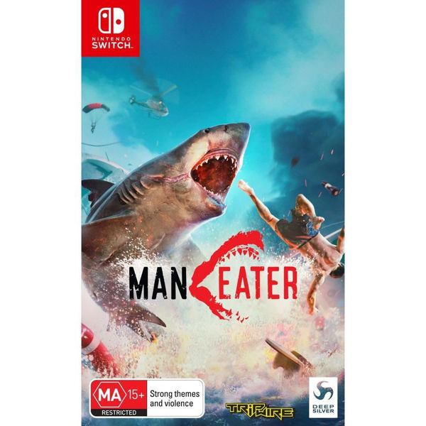 Picture of Maneater Day One Edition  - Nintendo Switch
