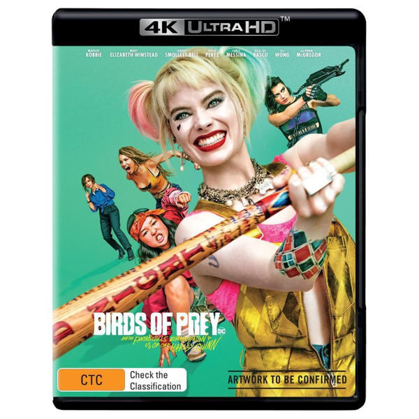 Picture of Birds Of Prey - 4K Ultra Blu-Ray