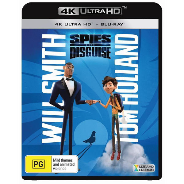 Picture of Spies in Disguise - 4K Ultra Blu-Ray