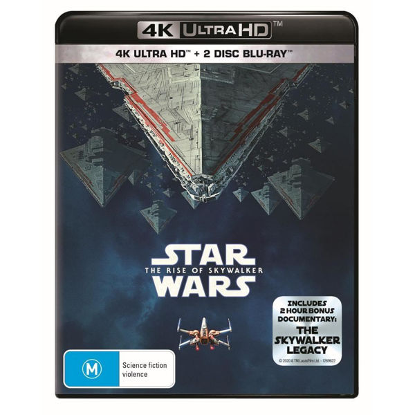 Picture of Star Wars: Episode IX - The Rise Of Skywalker - 4K Ultra Blu-Ray