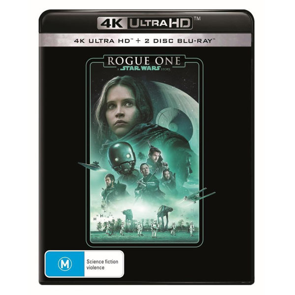 Picture of Rogue One: A Star Wars Story - 4K Ultra Blu-Ray