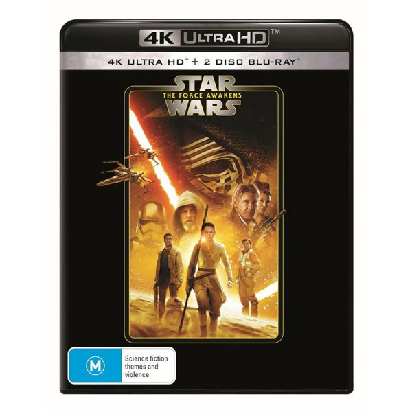 Picture of Star Wars: Episode VII - The Force Awakens - 4K Ultra Blu-Ray