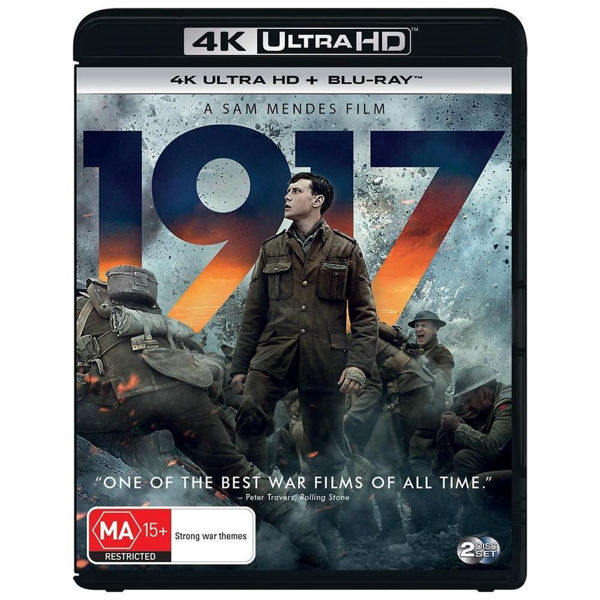 Picture of 1917 - 4K Ultra Blu-Ray