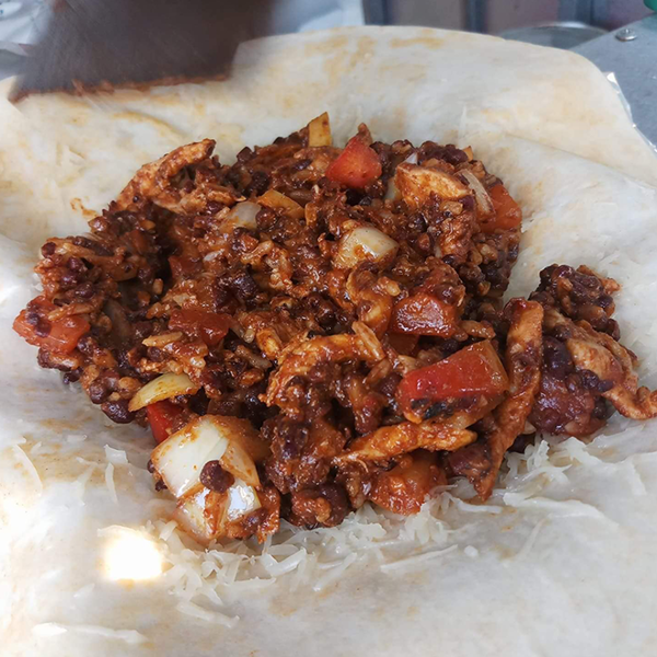 Picture of Fajita (Beef)
