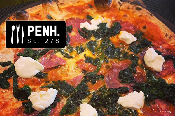 Picture of The Penh Pizza