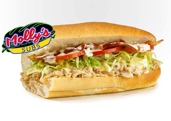 Picture of Grilled chicken Sub