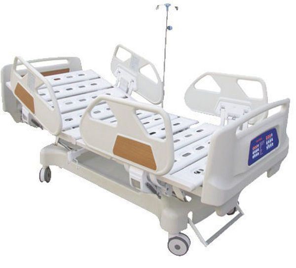 Picture of FBD-III ICU Hospital Bed