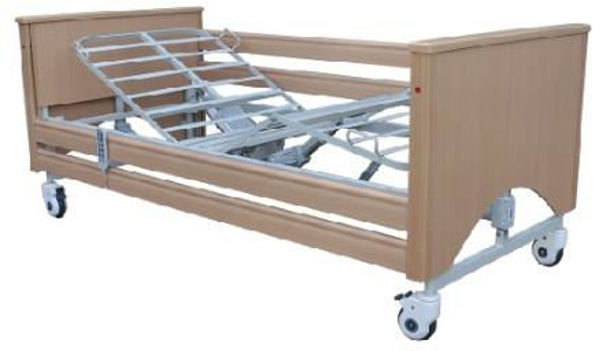 Picture of FBD-IV Luxury/Basic Five Functions Electric Bed