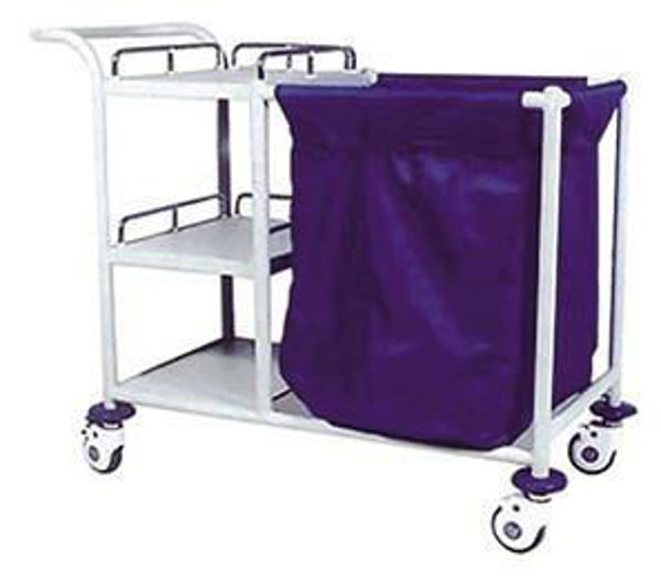 Picture of FCA-13 Laundry Collecting Trolley