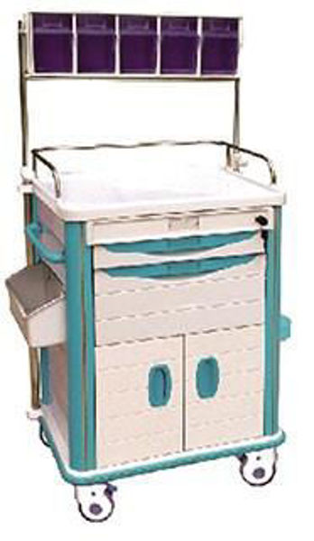 Picture of FCA-16 Anesthesia Trolley