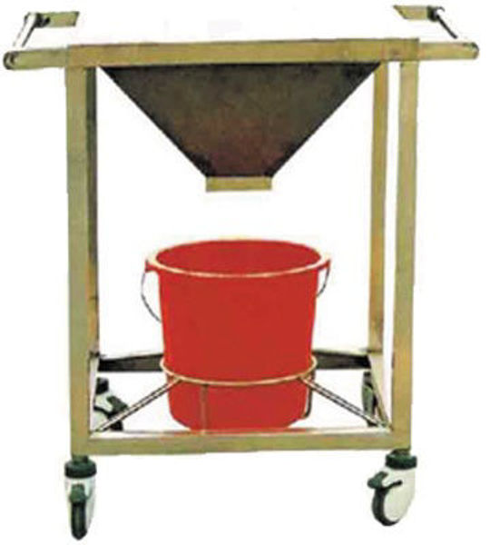 Picture of FC-31 Stainless Steel Debridement Trolley