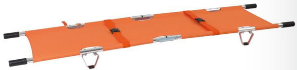 Picture of FH-1F1 Two Folding Stretcher