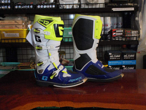 Picture of Dirt Bike Boots, Gearn GS12