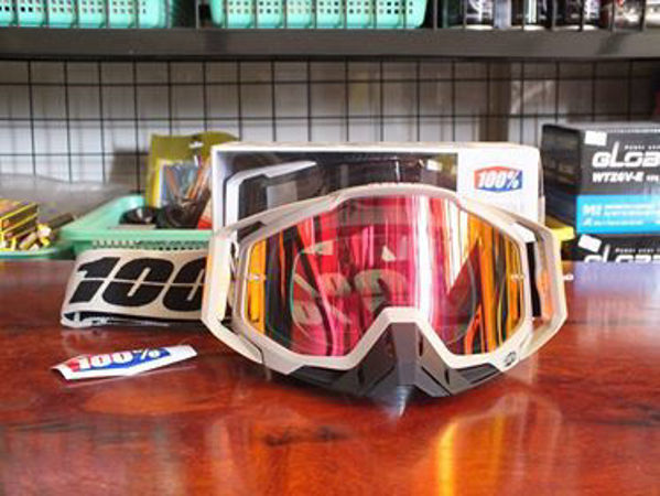 Picture of MX Goggle 100%