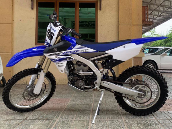 Picture of YZ250FX - 2016