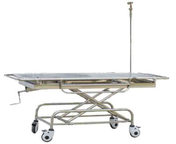 Picture of FC-6 Stainless Steel Lifting Stretcher Trolley