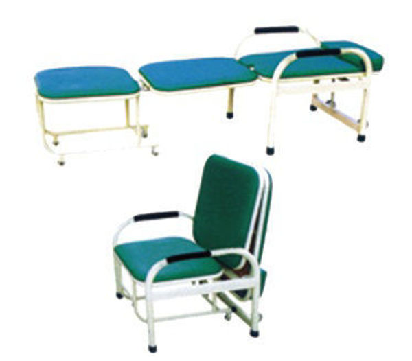 Picture of FJ-10 Accompanying Chair With Stainless Steel Base